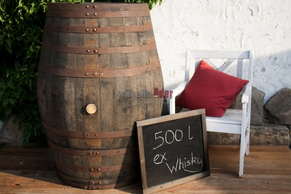 Dekorationsfass 500 l - Whisky