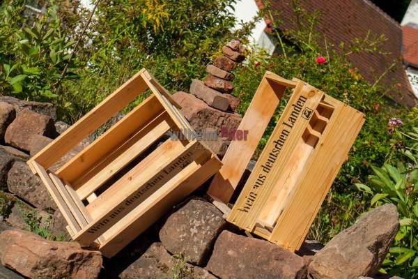 Holzsteigen / Weinkisten neu