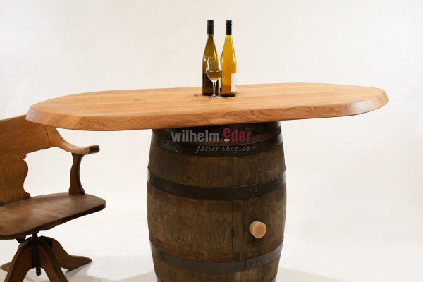 Tischplatte - Ellipse