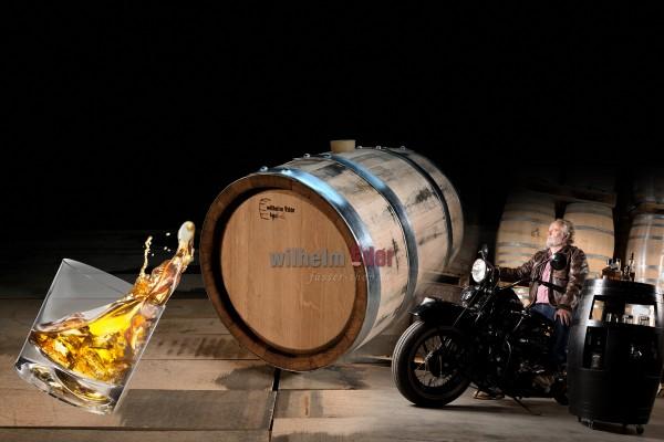 Bourbonfass Jack Daniel's - 20 l - 100 l - Rückbau
