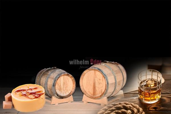 Bourbonfass 5 l - 10 l - frisch entleert
