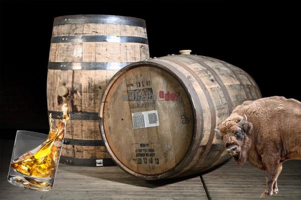 Bourbonfass 190 l - Buffalo Trace