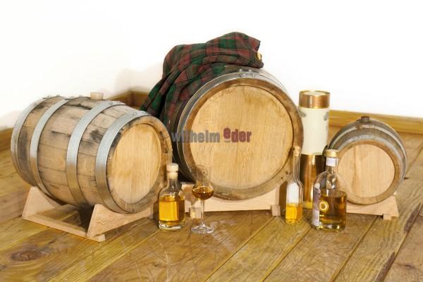 Whiskyfass 5 l - 10 l - frisch entleert