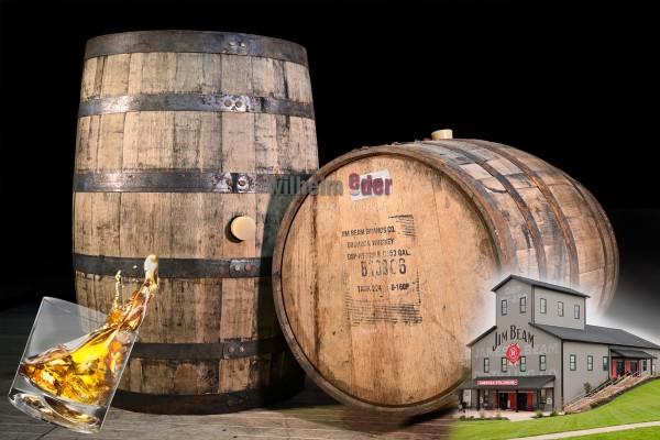 Bourbonfass 190 l - Jim Beam