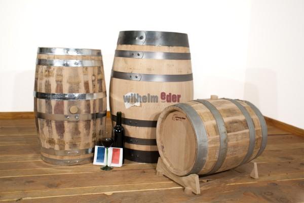 Rotweinfass 30 l - 100 l - Château Margaux - Rückbau