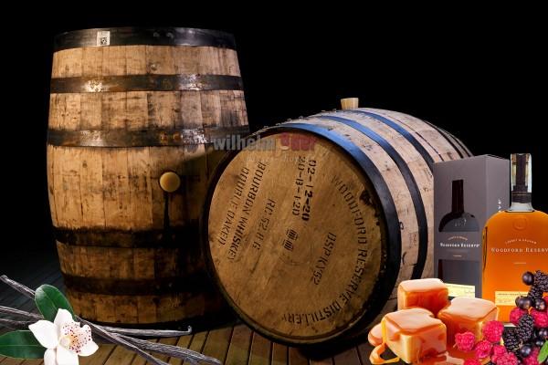 Bourbon Fass 190 l - Woodford - Double Oak
