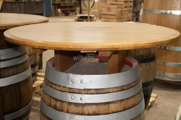 Unterbau/Erhöhung zu Tischplatte