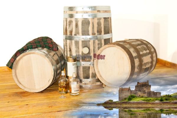 Single Malt Whiskyfass 30 l - 100 l - Rückbau