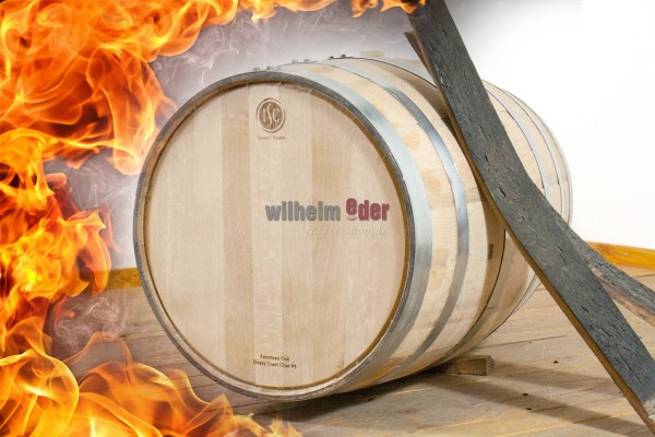 Cooper's Reserve barrel 200 l - Amerikanische Eiche