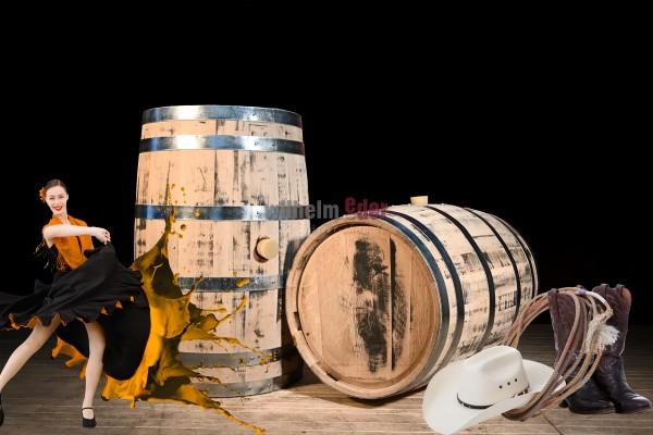 Sherryfass 125 l - frisch entleert - Whisky