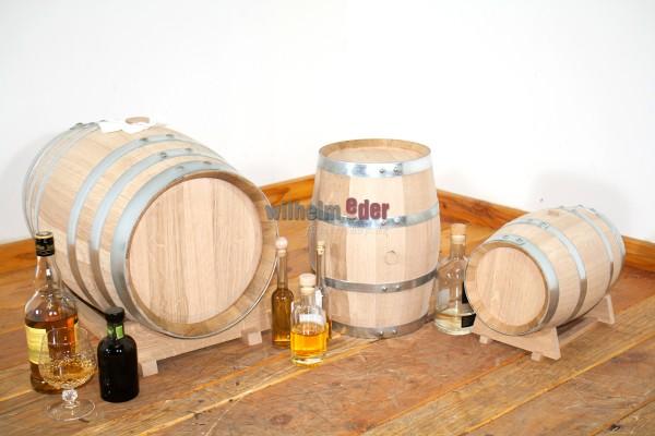 Destillatfass aus feinporiger Eiche 3 l - 28 l