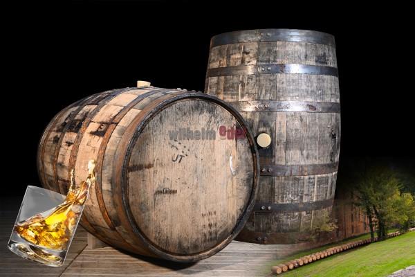 Bourbonfass 190 l – twice selected