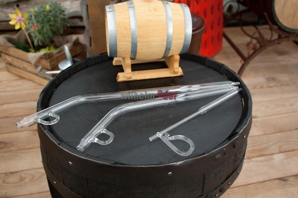Weinheber aus Glas