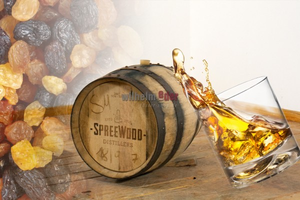 Whiskyfass 40 l ex Sherry-Rückbau