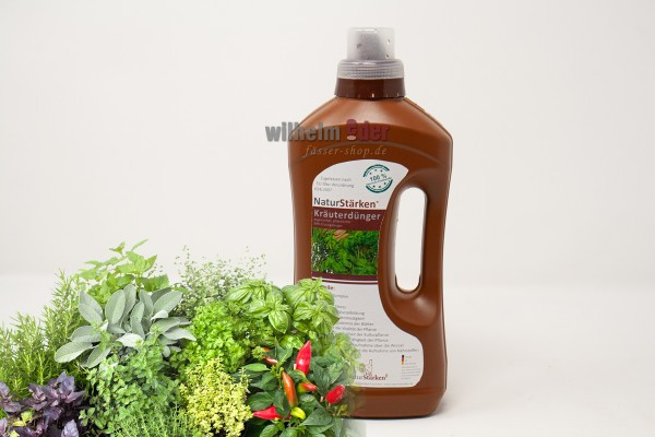 NaturStärken® Kräuterdünger