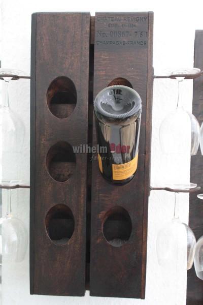 Zierrüttelpult mit Wandhalterung - Verschiedene Größen