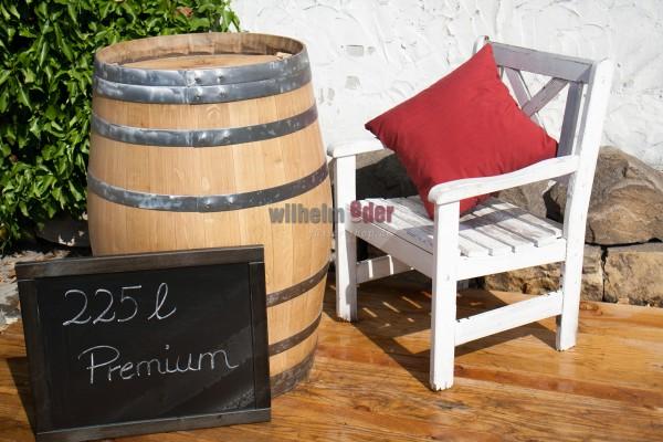 Dekorationsfass 225 l – Premium