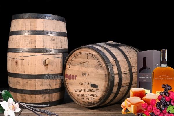 Bourbonfass 190 l - Woodford - Double Oak