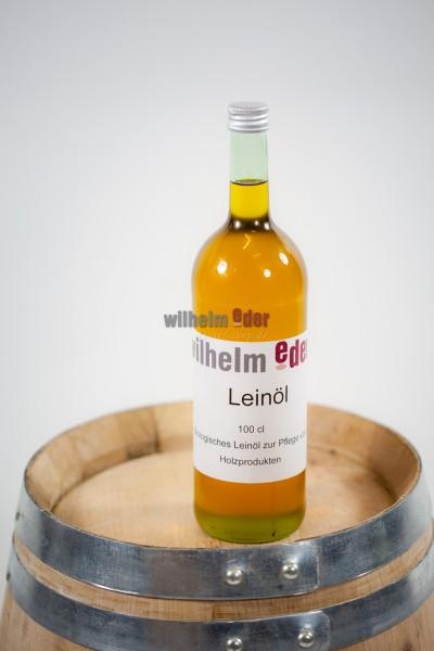 Holzfass Pflegeprodukt - Leinöl
