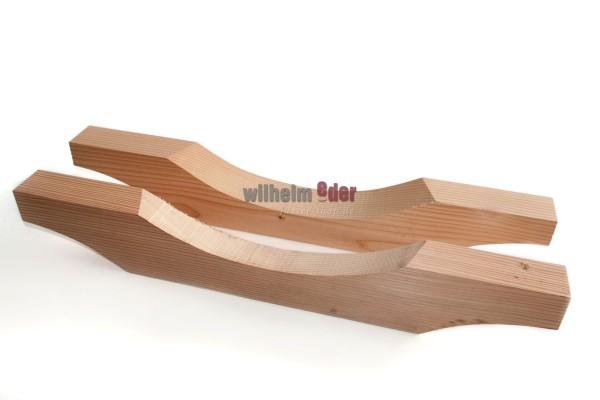 Holzfasslager aus Douglasie für 50l - 300l Fässer